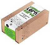 Liamba Lernkarte | 500 Karteikarten in der praktischen Lernbox | DIN A8 Format | 7,4 x 5,2 cm | 190g...