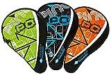 Donic-Schildkröt Tischtennis Schlägerhülle Classic, Schlägerhülle für einen Schläger, extra...