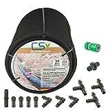 50m CS Perlschlauch Startup mit umfangreichem Zubehr-Set Z1.00