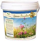 Bienen Paradies - Blhfreudige Bienenweide und Grndnger Mischung (1 kg - ausreichend fr 300 bis 500...