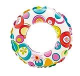 Intex Lively Print Swim Rings - Aufblasbarer Schwimmring -  51 cm