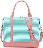 Damen Reisetasche/Reisetasche mit Schultergurt für Gepäck