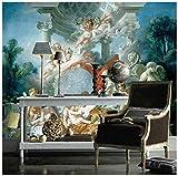 3D Wandtapete schöne Engel Poster Dekoration Wohnzimmer Esszimmer Hintergrund Wand...