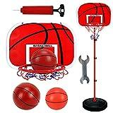Yilingqi-1 150CM Basketball-Rack Outdoor Indoor Sports Eisen-Basketball-Rahmens Aufnahmerahmen...