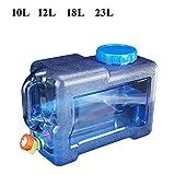 Guoda Wasserkanister  PC-Material In Lebensmittelqualität   Kann Mit Kochendem Wasser Gefüllt...