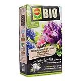 COMPO Bio Rhododendron Langzeit-Dünger für alle Rhododendren und andere Morbeetpflanzen, 5 Monate...