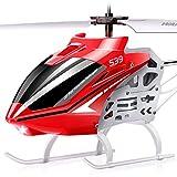 Syma S39 Ferngesteurter Helicopter RC Hubschrauber 3.5 Kanal 2.4 Ghz LED Leucht und Gyro-Technik...