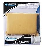 Donic-Schildkröt Tischtennis Reinigungsset, 100 ml Schaumreiniger und Schwamm, zum Auffrischen der...