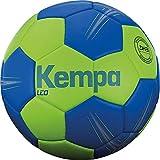 Kempa Unisex– Erwachsene Leo Handball, Ball, grün, 2