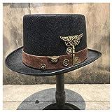 XYAL-Hats Xingyue Aile Top Hüte & Cowboy-Mützen, Handgemachte Steampunk Zylinderhut, Bühne Magie...