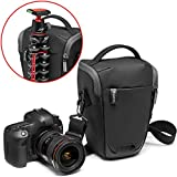 Manfrotto MB MA2-H-M Advanced² M, mittelgroßer Halfter für DSLR/CSC Kameras mit Standardobjektiv,...