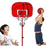 Yilingqi-1 165CM Basketball Rack Außen Hallensport Eisen Basketball Bildaufnahme Rack Kinder...