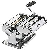 GEFU 28300 Nudelmaschine Pasta PERFETTA DE Luxe mit 6 Verschiedenen Aufsätzen - Maschine für die...