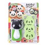 Hete-supply DIY Reisballform, Panda Modellierform, Prägeform für DIY Prägung, DIY Sushi Form für...