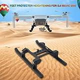Lukame Drohnenzubehör Mini Heben Sie die Stativ-Fahrwerksverlängerungshalterung an. Für Dji Mavic...