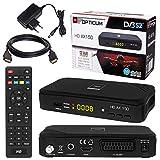 SATELLITEN SAT Receiver  HB DIGITAL DVB-S/S2 Set: Hochwertiger DVB-S/S2 Receiver + HDMI Kabel mit...