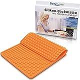 BonAura EINFHRUNGSPREIS Backmatte Silikon statt Backpapier - Silikonmatte als Backform fr Mini...