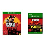 Red Dead Redemption 2 [Xbox One] + 350 Gold Bars [Download Code]