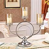 Candlelight Dinner Kerzenhalter Metall Kerzenhalter Dekoration