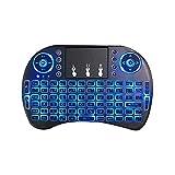 Grapdopk Mini Wireless Keyboard 2.4Ghz Englisch Russisch 3 Farben Air Mouse Mit Touchpad...