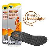 Scholl Einlegesohlen für Schuhe in Größe L (42,5-45) Sohlen bei Schmerzen im unteren Rücken 2...