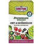 Substral Performance Organics Obst & Gemüse Dünger, grün