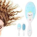 Haarbürste, Haarkammmassage Kammkopfbürste Haarpflegemassage, Haarbürste für nasses und...