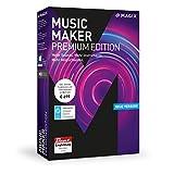 MAGIX Music Maker - 2018 Premium Edition - Die Audiosoftware mit mehr Sounds, Instrumenten und...