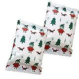 IUwnHceE Weihnachtsplätzchen-Tasche für Schnee Crisp Plätzchen Verpackungsbeutel Urlaub Bäckerei...