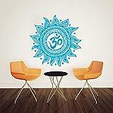 hetingyue Mandala dekorative Muster Yoga Studio wandaufkleber Kunst tapete Schlafzimmer Aufkleber...