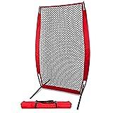 PQXOER Baseball-bungsnetze 7x4 Fu Baseball und Softball Netze Baseball Training Block Netzwerk...
