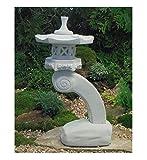 Rankei S japanische Steinlaterne