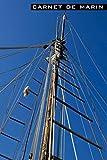 Carnet de Marin: Notes de skipper, notes de navigation, partir en voyage, notes de voyage, cadeau...