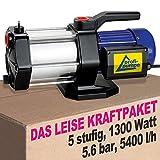 Hauswasserwerk, Hauswasserautomat, Kreiselpumpe Inno-Tec 1300W mit/ohne Durchflusswächter,...