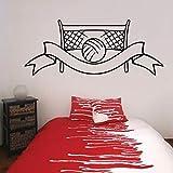 Pegatina Promotion Wasserballtor mit Banner 60cm Autoaufkleber,Wandtattoo, Aufkleber,...