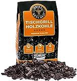 Grill Republic Tischgrill Kohle für Lotus Grill Naturprodukt - rauchfreier Grill dank...