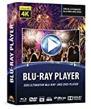 Bluray Player und DVD Player Software für Windows 10 / 8.1 / 7