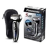 Panasonic Nass/Trocken-Rasierer ES-LV65 passt sich flexibel der Gesichtsstruktur an,...