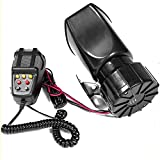 Grapdopk 100W 12V 7 Sound Loud Autoalarm Polizei Feuer Horn Sirene Pa Lautsprecher Mikrofon System...