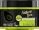 Nature Box Körperbutter Avocado-Öl, 3er Pack (3 x 200 ml)