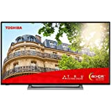 Smart TV Toshiba 55UL3A63DG 55' 4K Ultra HD LED WiFi Zwart (S0424084)