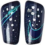 Nike Cr7 Nk MERC Lt Grd Long Sleeve Top fr Herren XS leereblau/Silber/Aurora-Grn
