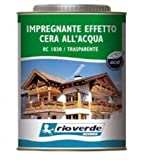 Rioverde Imprägnierung gewachst weiß Wasser ml.750