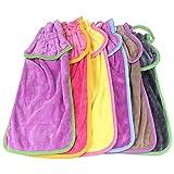 HSDDA Küchen-Handtuch, wasserabsorbierend, für Zuhause, zufällige Farbe