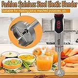 Mixer & Rührer Elektromixer Agitator Pürierstab mit 700Watt Leistung-Messer für schnelleres...