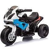 LIIYANN Kinder elektrische Motorrad sitzen können Fahren elektrische Offroad Baby spielzeugauto...