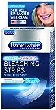 Rapid White Bleaching Strips, sichtbare Zahnaufhellung in nur 5 Tagen, ohne Wasserstoffperoxid, für...