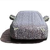 WWANG Auto-Abdeckungen atmungsaktive Wasserdichten Stoff Car-Cover w...