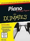 Piano mit Trainingsprogramm für Dummies