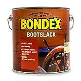 BondexBootslack 2.5L Schicht transparent farblos UV-Lack